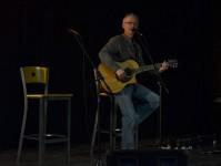(2/04/14) - Jamie Warren at Prescription 2 Rock at Durham College.