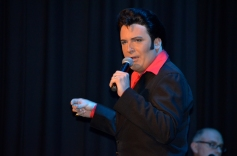 OSHAWA, Ont. (10/10/2014) - Fame and Fortune: Elvis Presley Tribute - Dwight Icenhower.