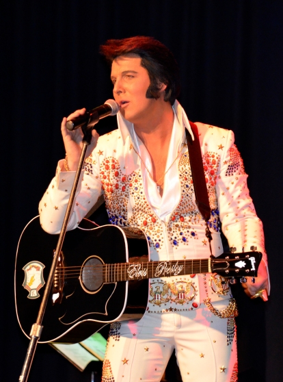 """Name: Jay Dupuis Hometown: New Orleans, Louisiana Favourite Elvis Song: Suspicious Minds (Studio Version) """"It's like he put his whole soul into the one song."""""""