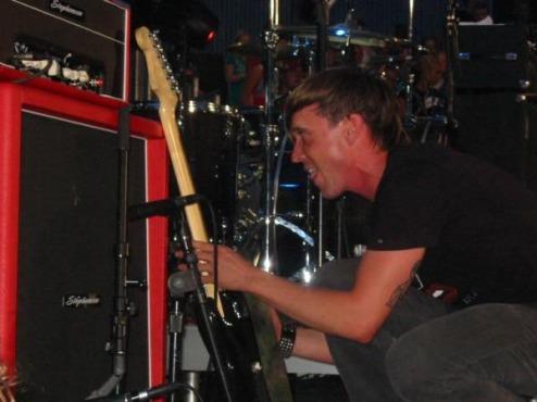 Ben Kowalewicz from Billy Talent