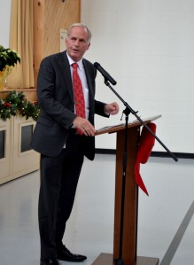 Martyn Beckett, director of education